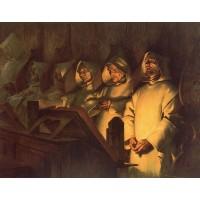 Les Matines a la Grande Chartreuse
