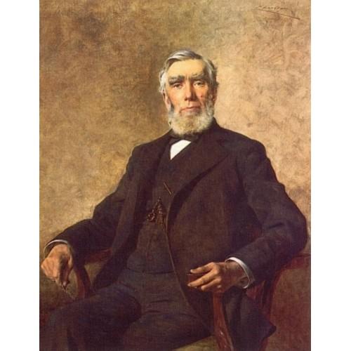 Portrait of Charles Lockhart