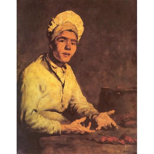 Le Cuisinier aux Ecrevisses