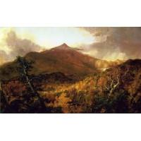 Schroon Mountain Adirondacks