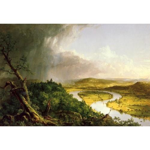 The Connecticut River near Northampton