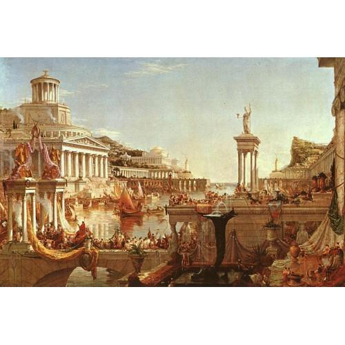 The Course of the Empiren The Consummation