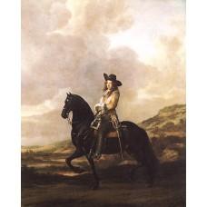 Equestrian Portrait of Pieter Schout