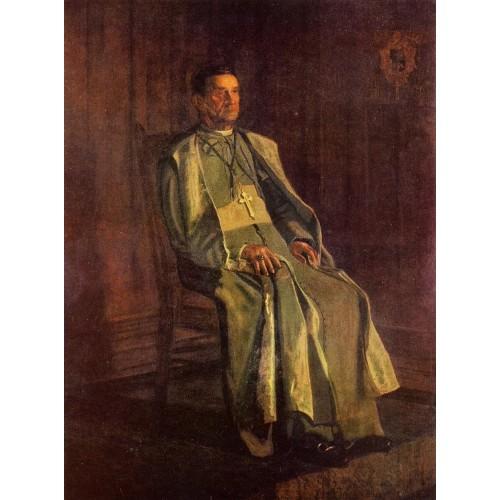 Monsignor Diomede Falconia
