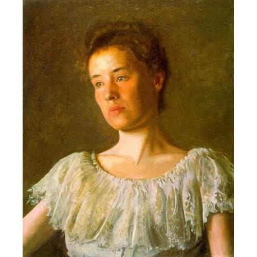 Portrait of Alice Kurtz
