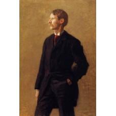 Portrait of Harrison S Morris
