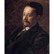 Portrait of Henry O Tenner