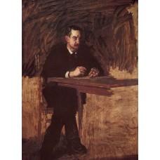Portrait of Professor William D Marks