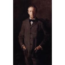 Portrait of William B Kurtz