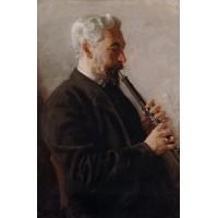 The Oboe Player (Benjamin Sharp)