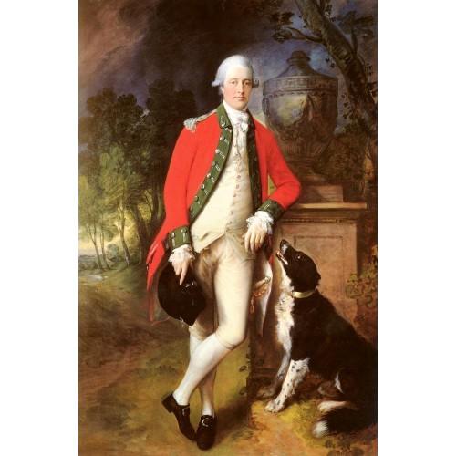 Portrait Of Colonel John Bullock