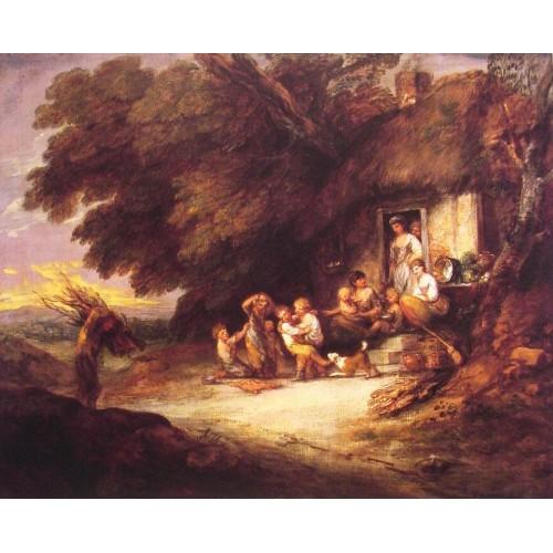 The Cottage Door