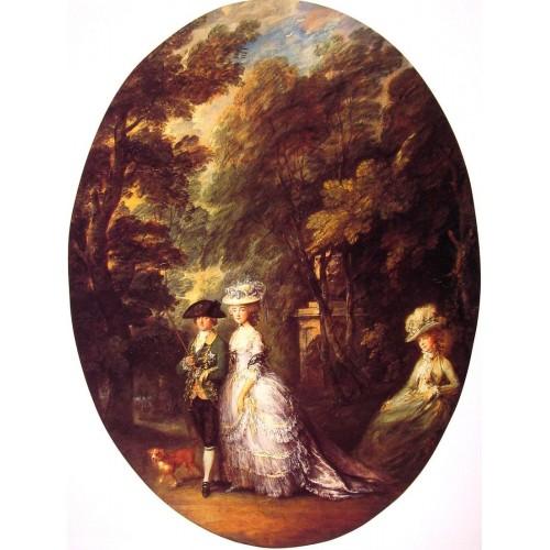 The Duke and Duchess of Cumberland