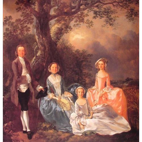 The Gravenor Family