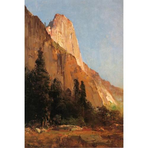 Sentinel rock yosemite