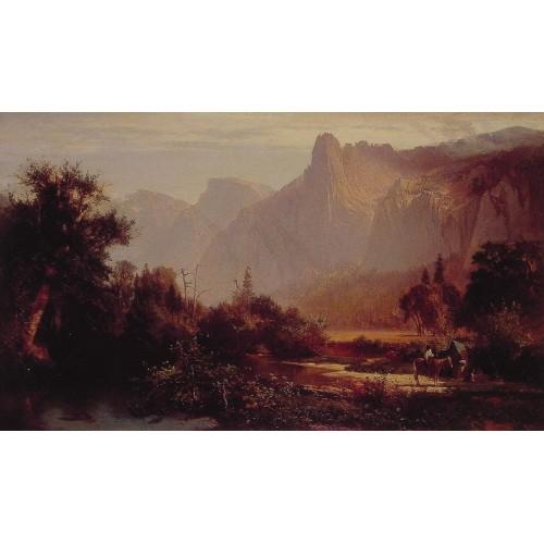 Yosemite Valley 1