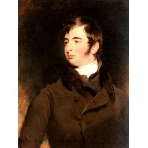 Portrait of George Charles Pratt Earl of Brecknock