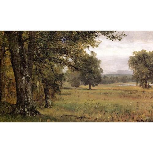 Landscape in the Catskills