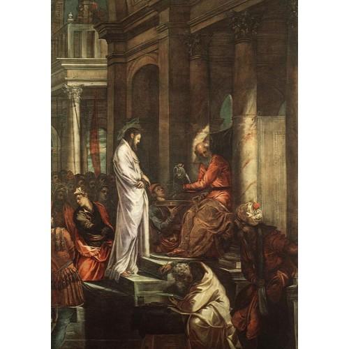 Christ before Pilate