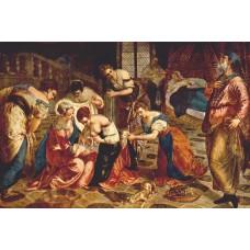 The Birth of St John the Baptist