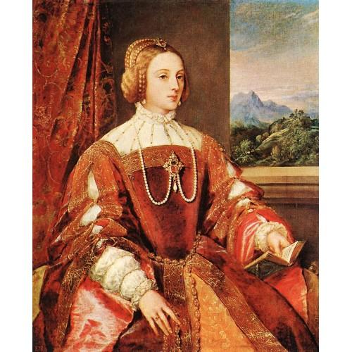 Empress Isabel of Portugal