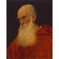 Portrait of an Old Man (Pietro Cardinal Bembo)