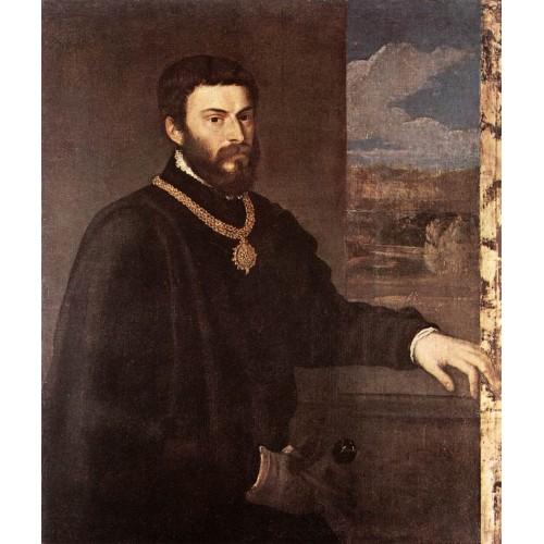 Portrait of Count Antonio Porcia