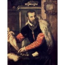 Portrait of Jacopo Strada