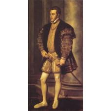 Portrait of Philip II