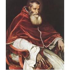 Portrait of Pope Paul III
