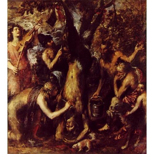 The Flaying of Marsyas