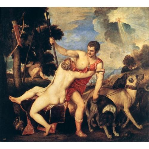 Venus and Adonis 1