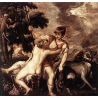 Venus and Adonis 2