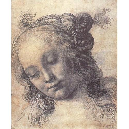 Head of a Girl (study)