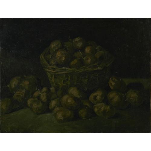 Basket of potatoes 2