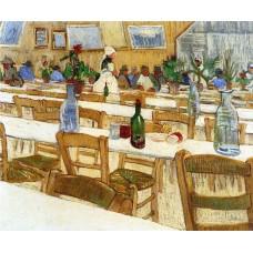 Interior of a restaurant 2