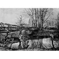 Landscape at nuenen
