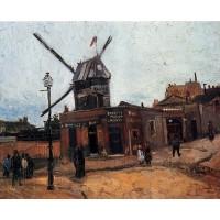 Le Moulin de la Galette 1