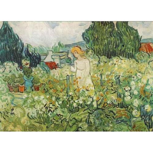 Marguerite Gachet in the Garden