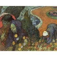 Memory of the Garden at Etten Women of Arles