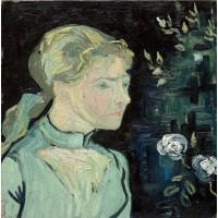 Portrait of adeline ravoux 3