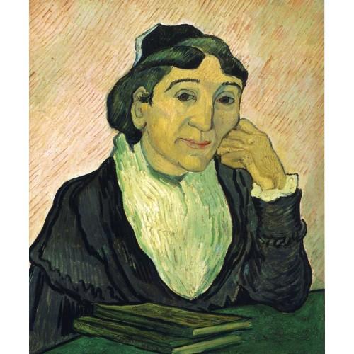 Portrait of madame ginoux l arlesienne 2