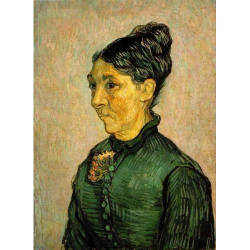 Portrait of Madame Trabuc