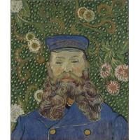 Portrait of the postman joseph roulin 5