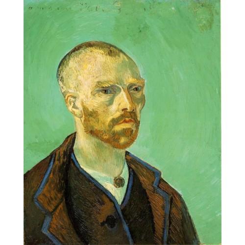 Self Portrait (Dedicated to Paul Gauguin)