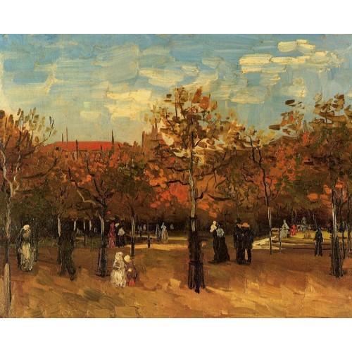 The Bois de Boulogne Paris
