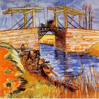 The Langlois Bridge at Arles 1