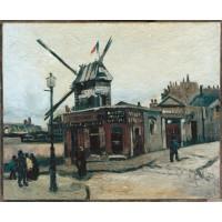 The moulin de la galette