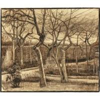 The vicarage garden