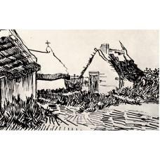 Three cottages in saintes maries